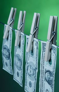 Business American money hanging on clothes line 1 - Rewards Program